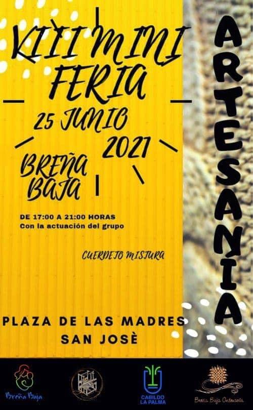 VIII Mini Feria de Artesanía